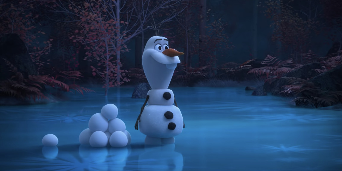 Disney is releasing a series of adorable new Frozen shorts, made completely at home