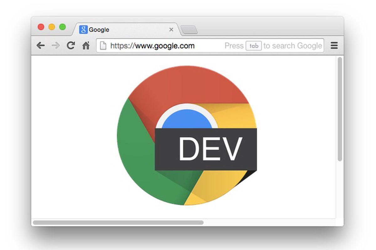 Google makes Chrome's bleeding edge developer version