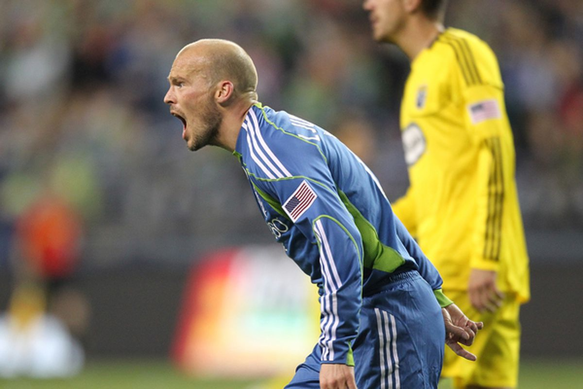 Freddie Ljungberg's Sounders career ended with much more of a wimper than his on-field demeanor would suggest.