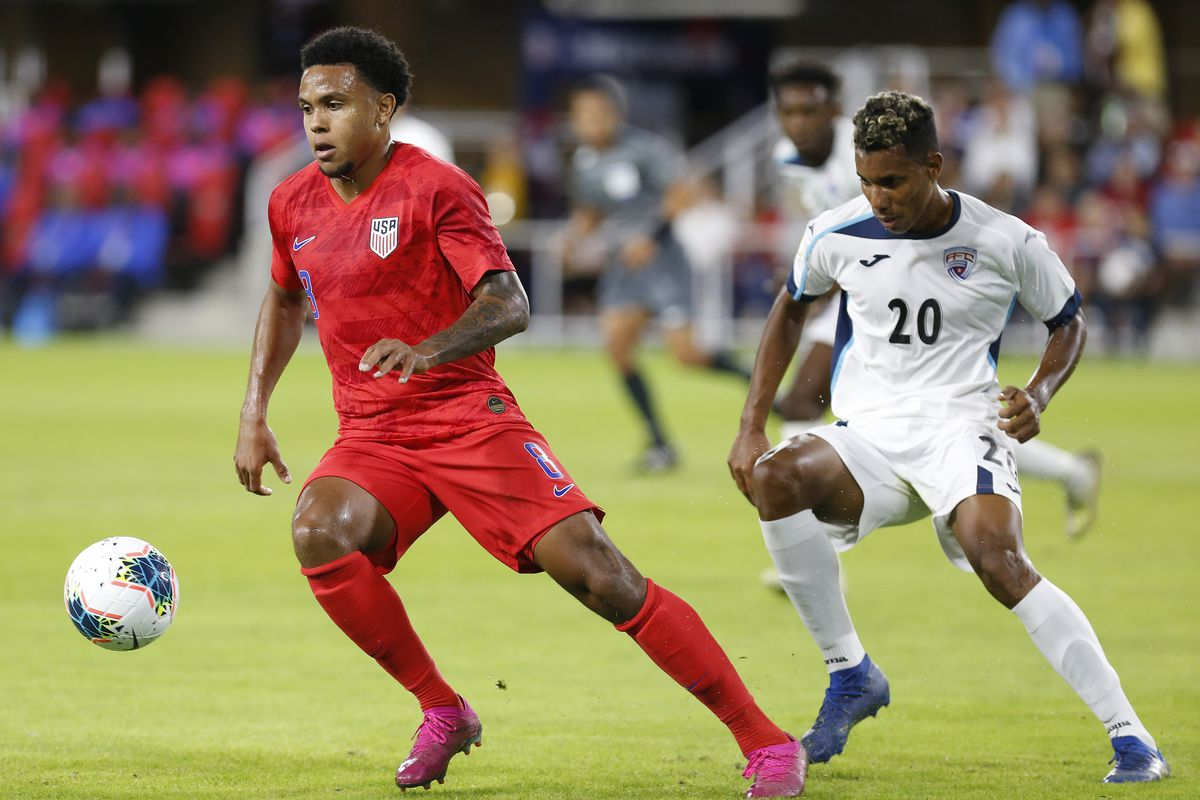 Soccer: CONCACAF Nations League Soccer-Cuba at USA