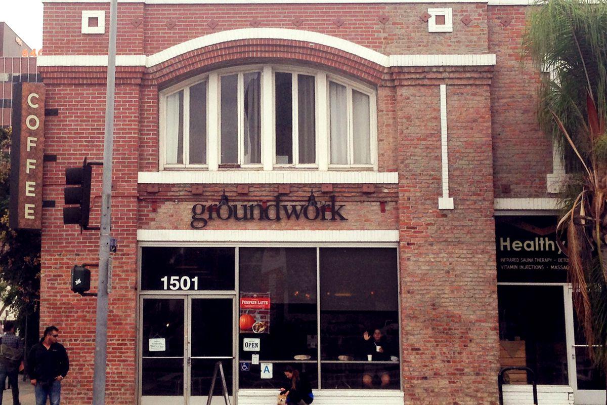 Groundwork Coffee Hollywood