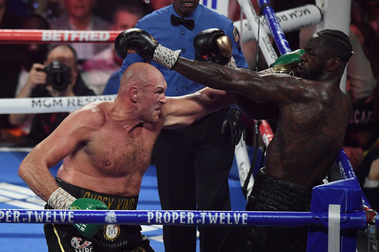Wilder-Fury 2 PPV buys estimated at 800-850K