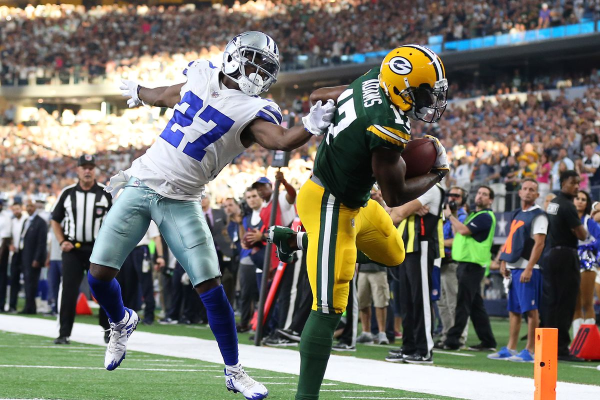 Packers At Cowboys Week 5 2019 Game Time Tv Channel Odds More Acme Packing Company