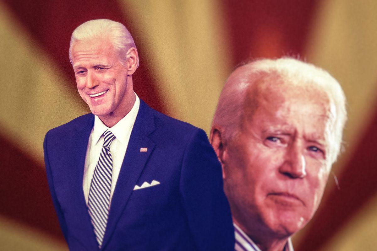 Can Jim Carrey Solve Joe Biden for 'Saturday Night Live'? - The Ringer