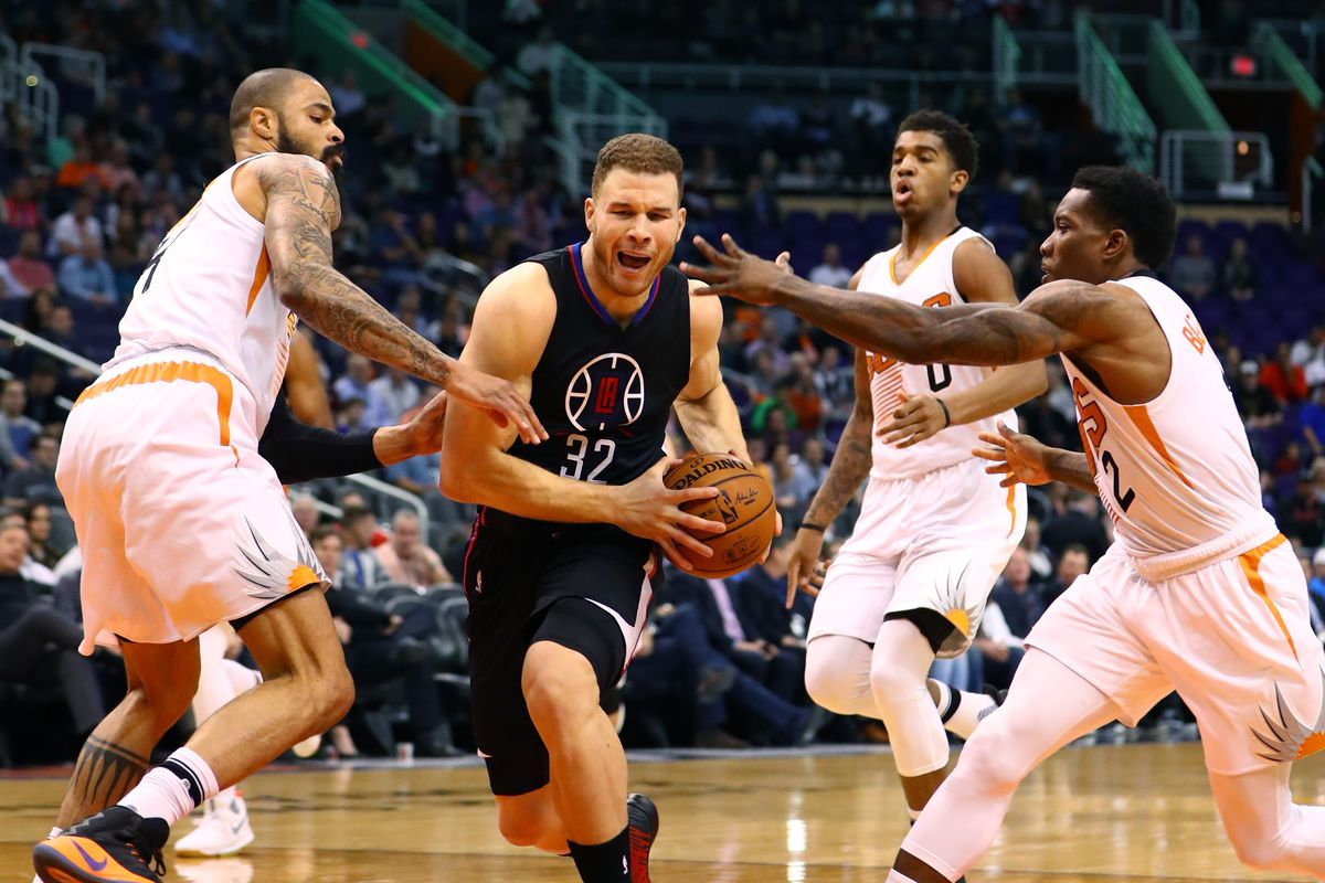 Suns to meet with blake griffin and paul millsap once free agency mark j rebilas usa today sports m4hsunfo Gallery