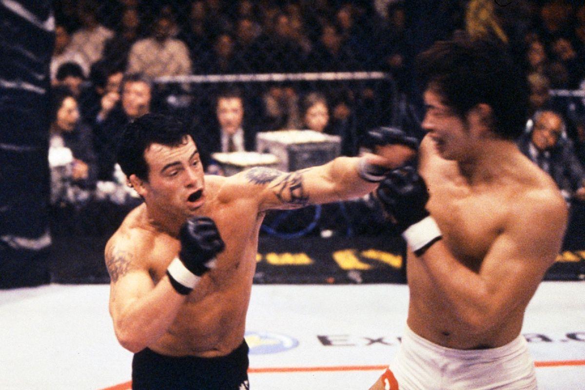 UFC 30: Pulver vs. Uno