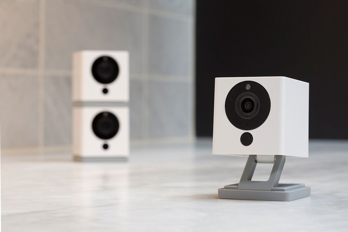 the wyzecam is a 20 security camera and it just got better the verge. Black Bedroom Furniture Sets. Home Design Ideas