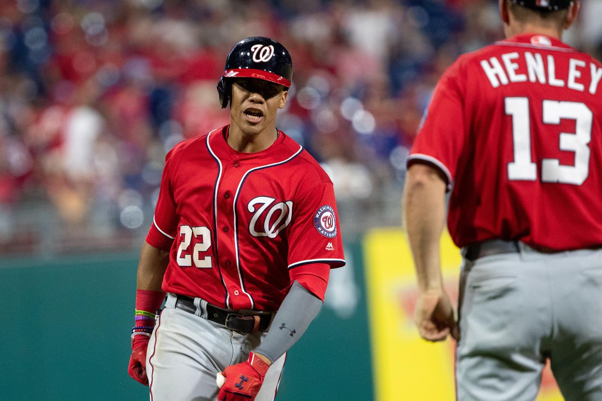 The good, the bad, and the ugly from the Nationals' series win over the Phillies