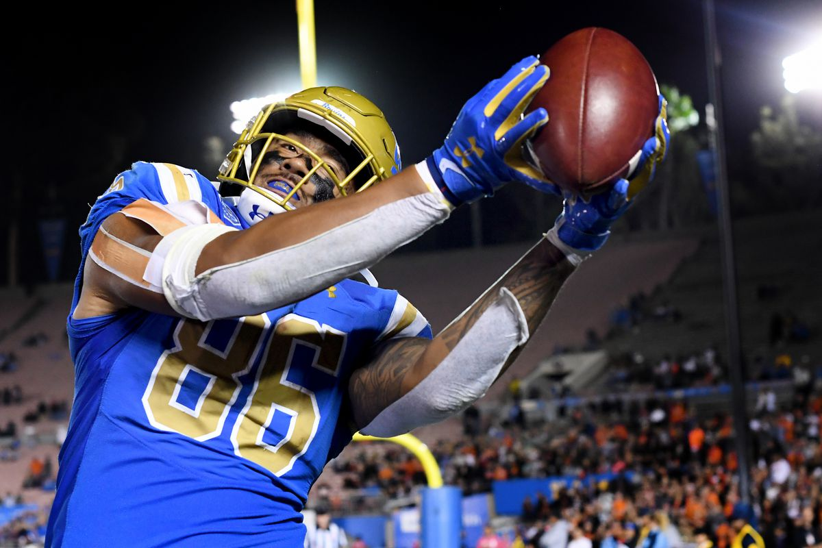 Devin Asiasi, UCLA, tight end