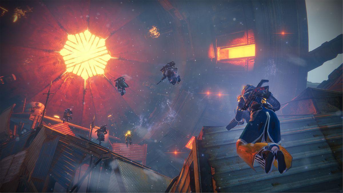 Destiny: Rise of Iron - Heroic raid
