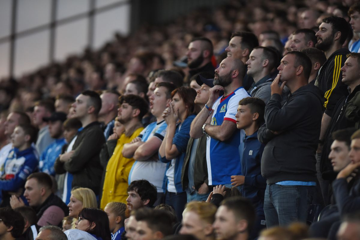 Blackburn Rovers v Burnley - Carabao Cup Second Round
