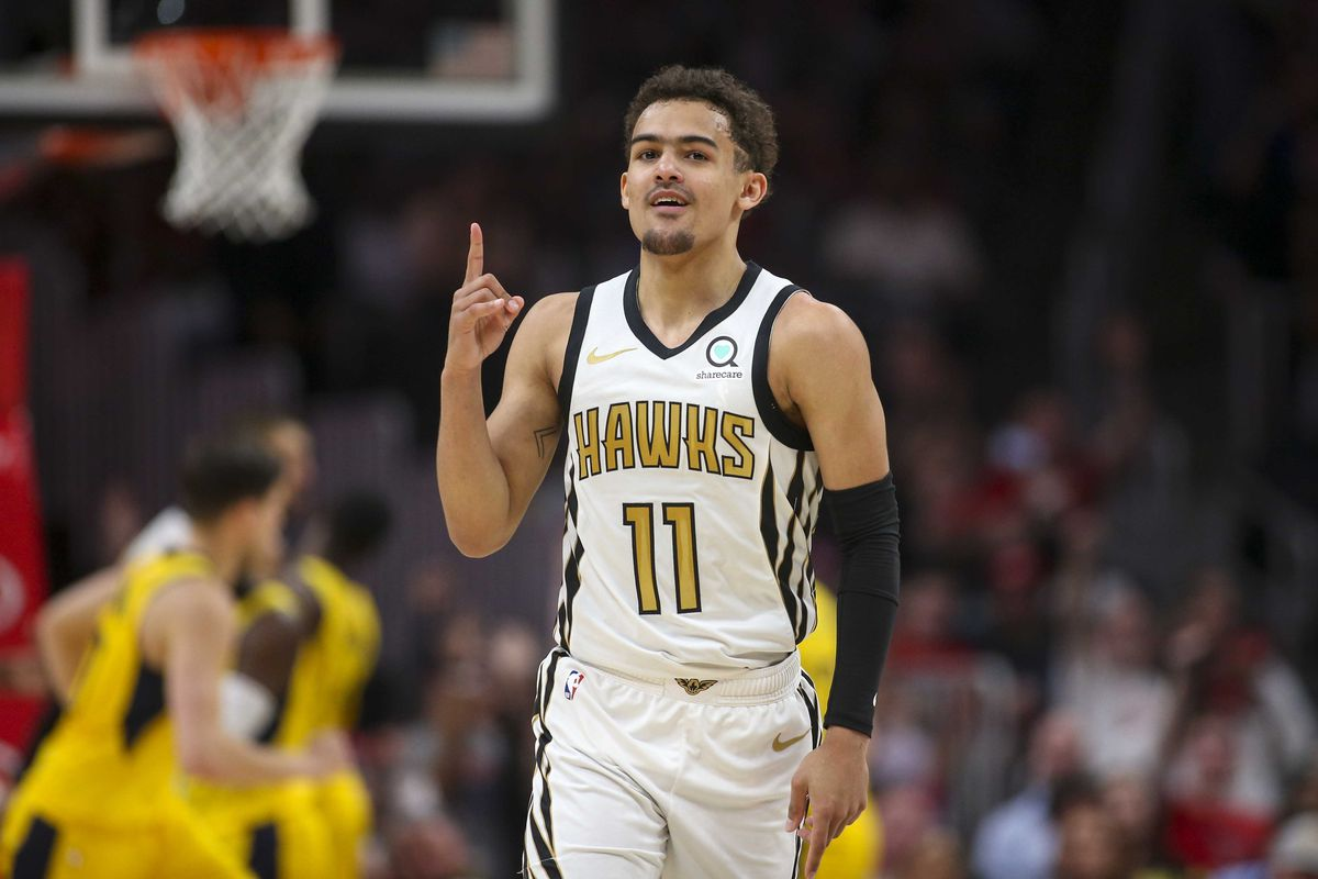 81e16f1f91d Atlanta Hawks 2018-19 Season Review  Trae Young - Peachtree Hoops