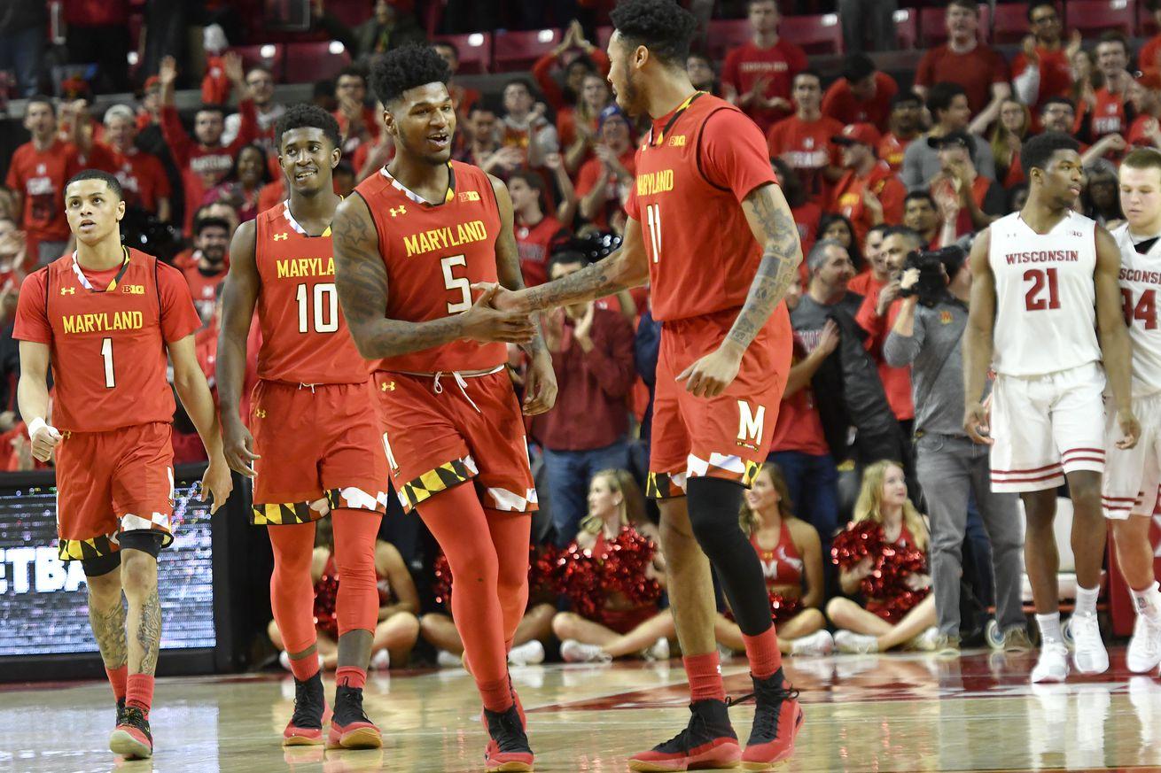 Pin By Md Minhajul Mamun On Soccer Players: GameThread: Maryland Basketball Vs. Penn State
