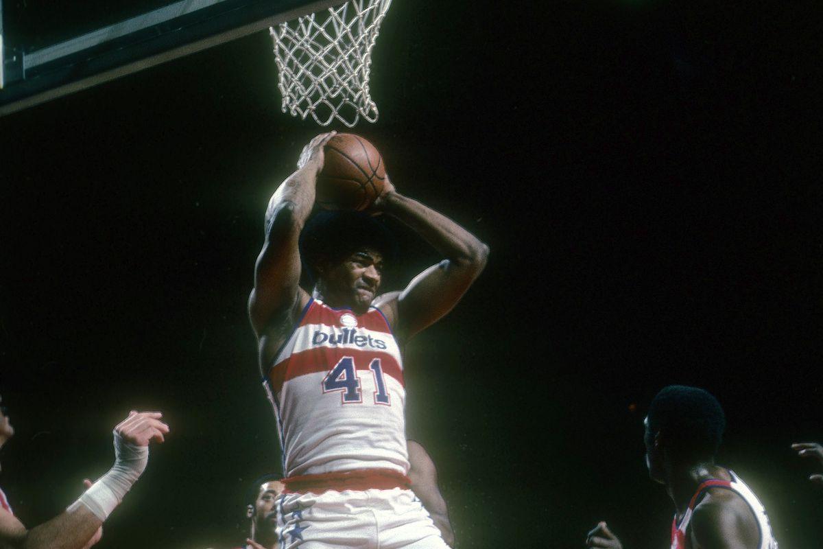 Detroit Pistons v Baltimore Bullets