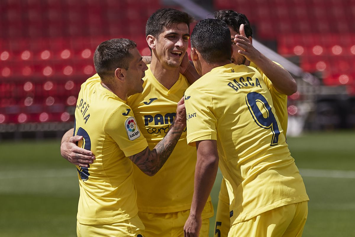 Granada CF v Villarreal CF - La Liga Santander