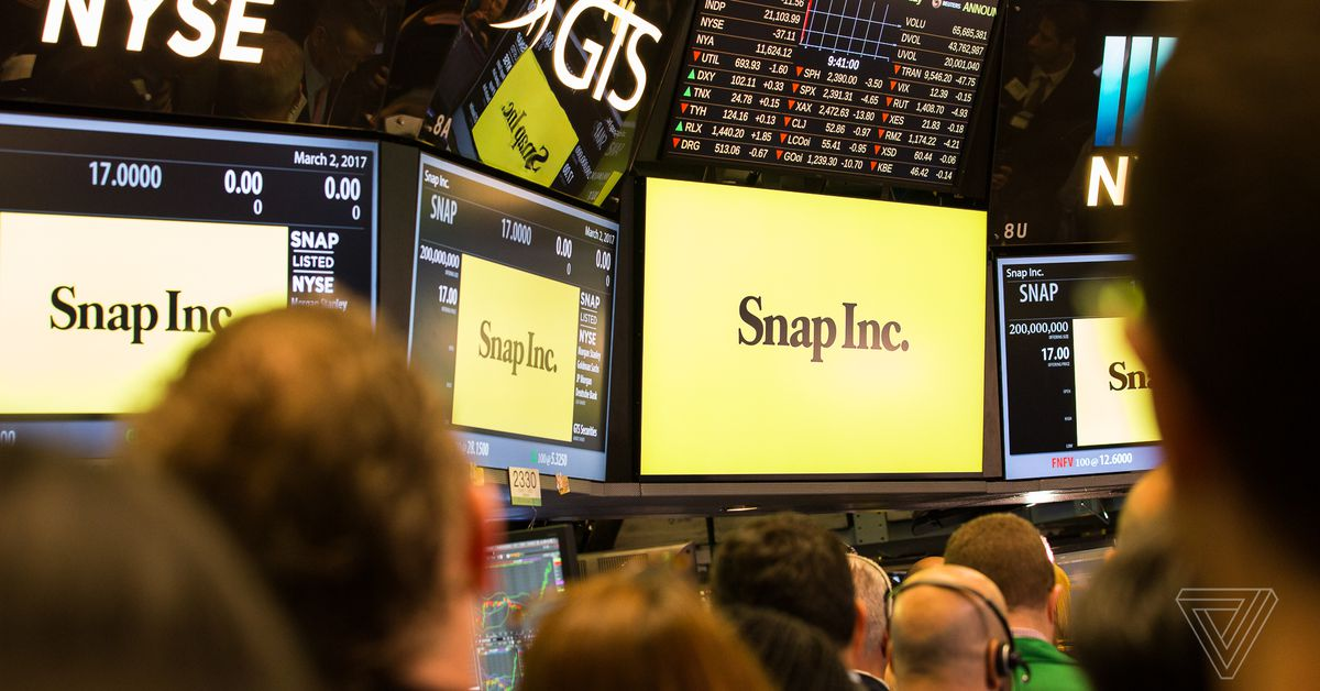 Snap Stock Plummets After Kylie Jenner Declares Snapchat Dead The