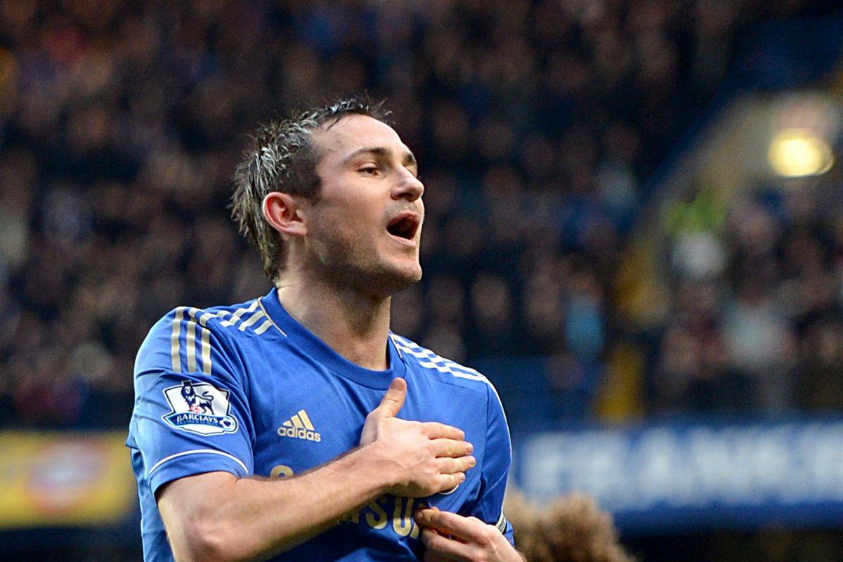 Soccer - Barclays Premier League - Chelsea v West Ham United - Stamford Bridge