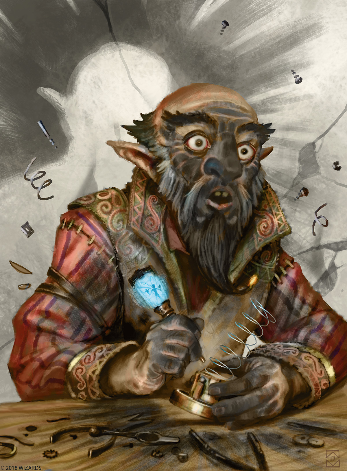 Exclusive new pages from D&D's next sourcebook, Mordenkainen's Tome