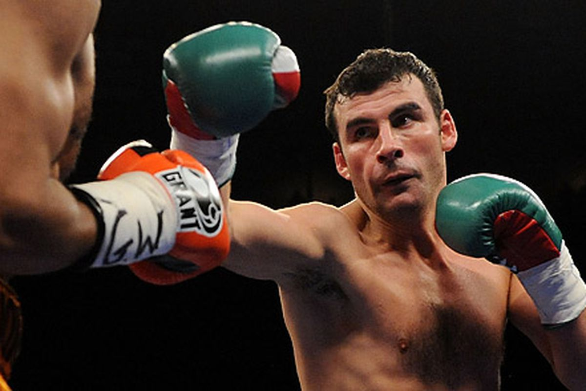 """Joe Calzaghe will try his luck -- and his feet -- on the U.K.'s """"Strictly Come Dancing."""" (Photo via <a href=""""http://img.timeinc.net/time/daily/2009/0902/joe_calzaghe_0206.jpg"""">img.timeinc.net</a>)"""