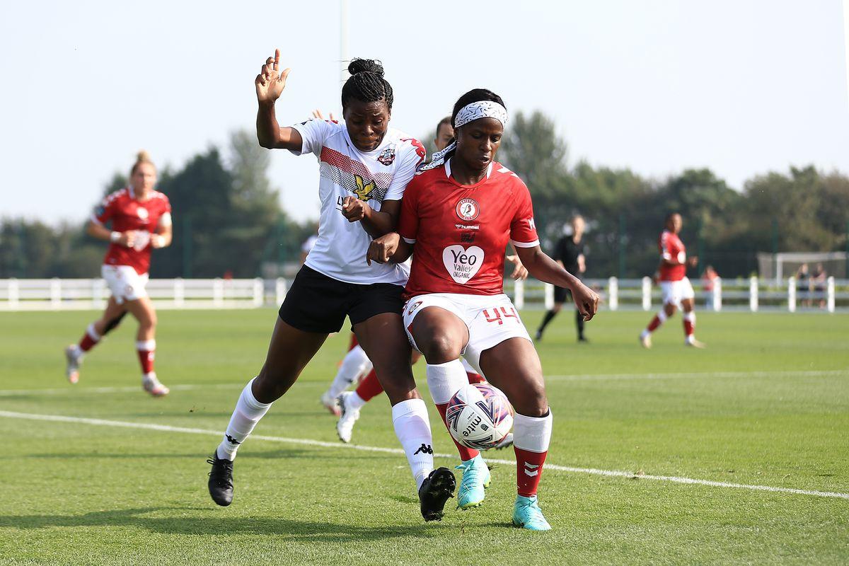 Bristol City Women v Lewes Women - FA Women's Championship
