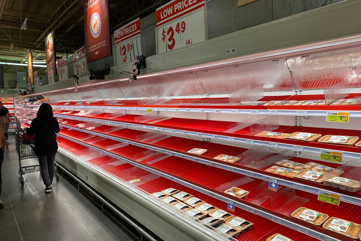 "Covid Hoax Lockdown Alert: Top US Food Bank Warns Of Nationwide ""Meal Shortages"" In Next 12 Months (zerohedge.com)"