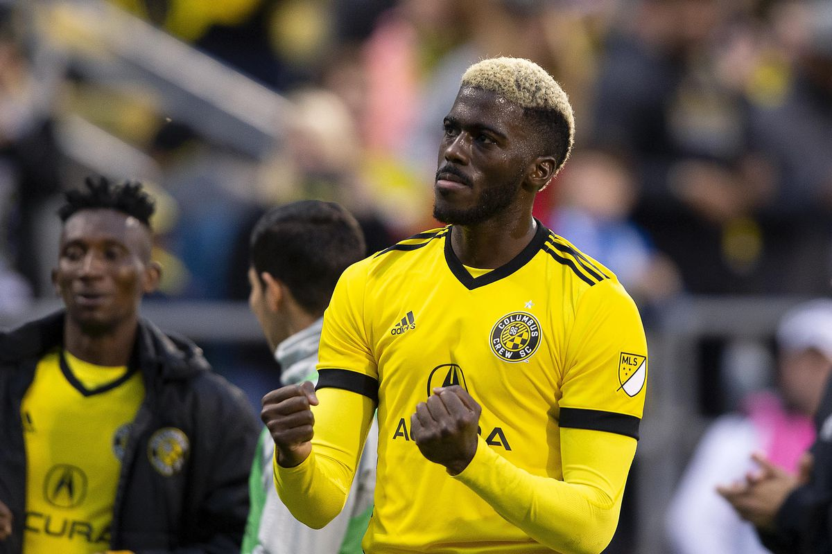 Columbus Crew SC's Gyasi Zardes named MLS Comeback Player of the ...
