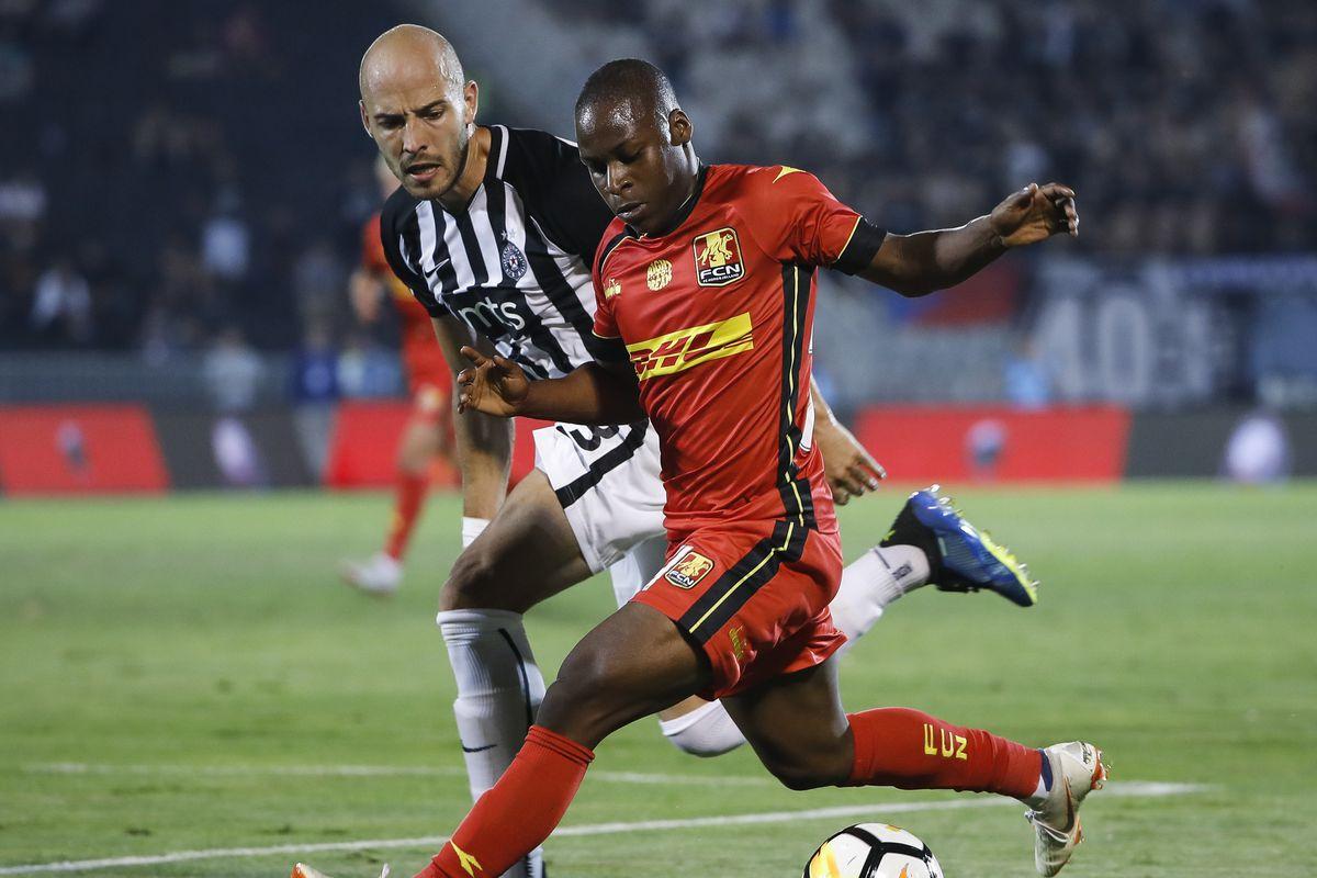 Partizan v Nordsjaelland - UEFA Europa League Third Round Qualifier: Second Leg