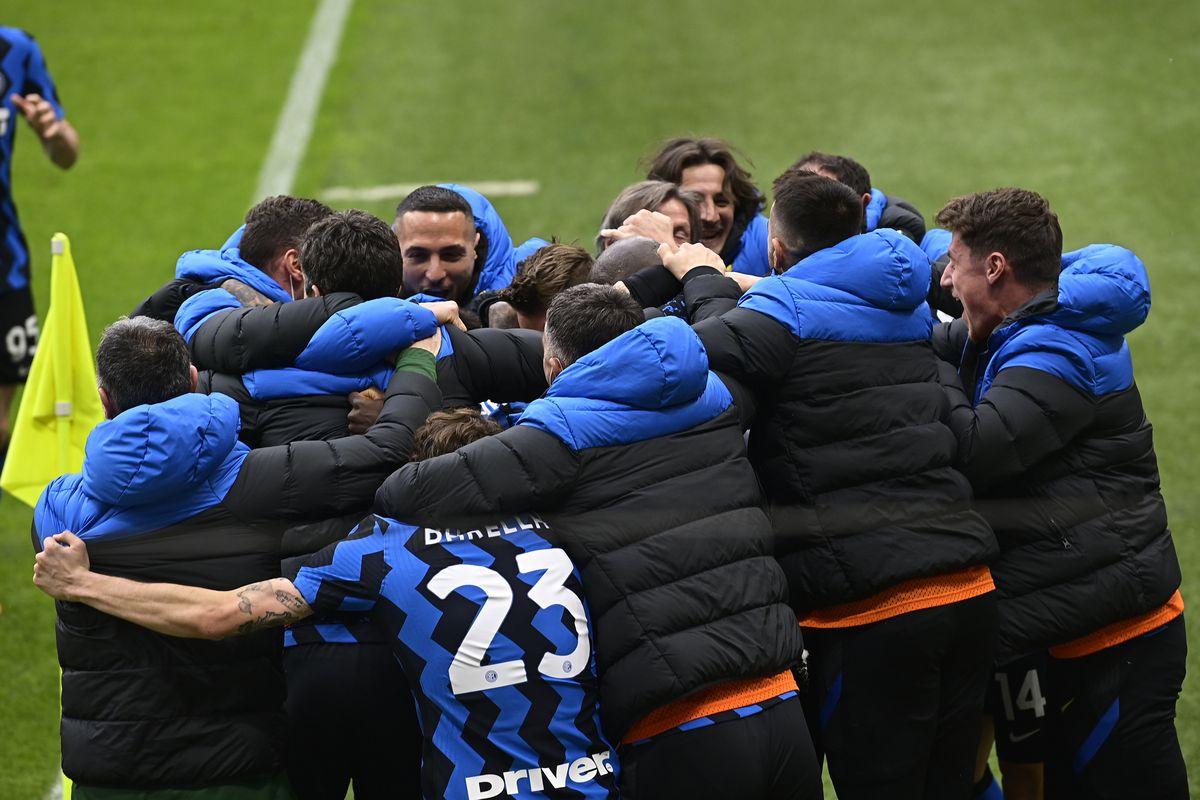 AC Milan v Internazionale - Italian Serie A