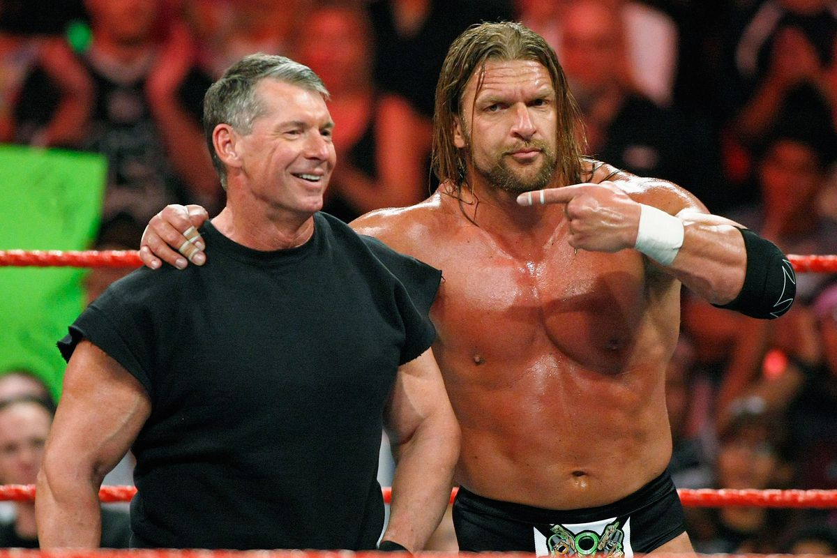 """Vince McMahon to Triple H: """"You've still got a lot to learn, pal"""""""