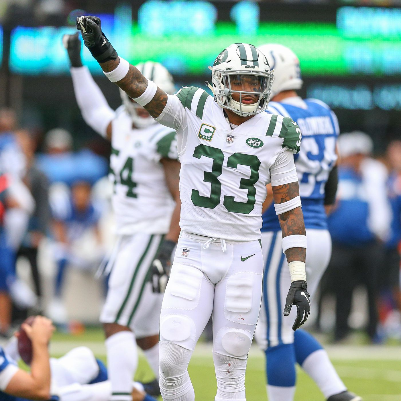 detailed look 192d6 68bca Jamal Adams is sick of the Jets losing. That's all Todd ...