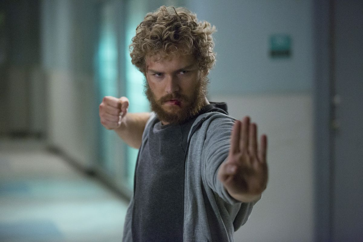 Image result for iron fist