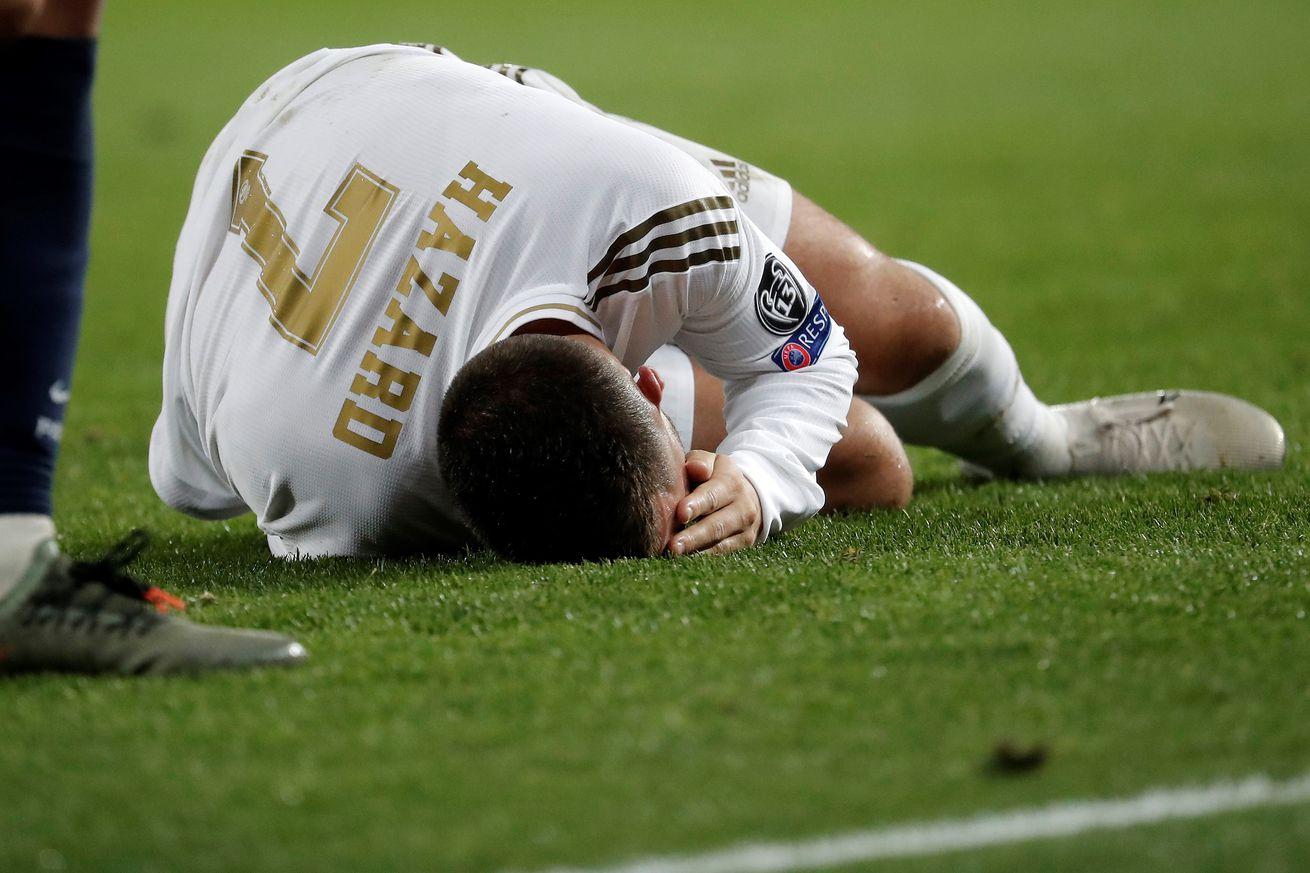 OFFICIAL: Hazard injury update, will miss El Clásico against Barcelona
