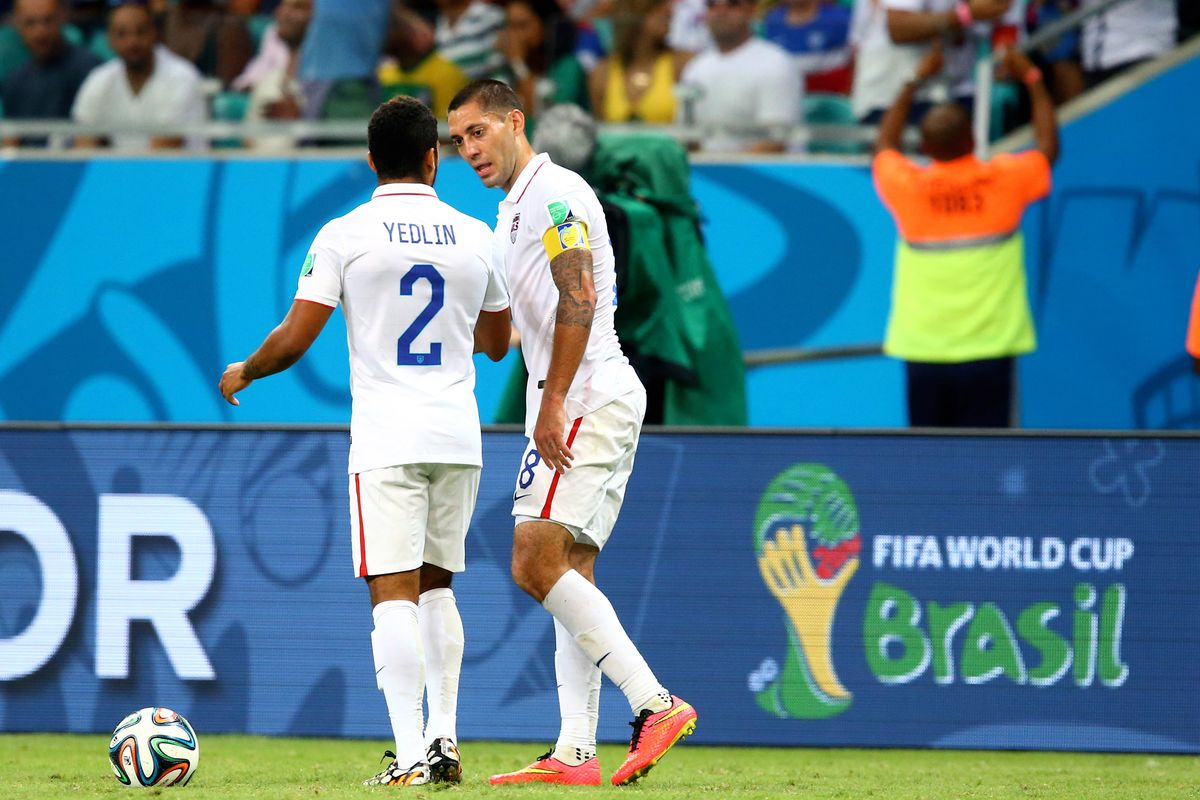 Yedlin and Dempsey together again.