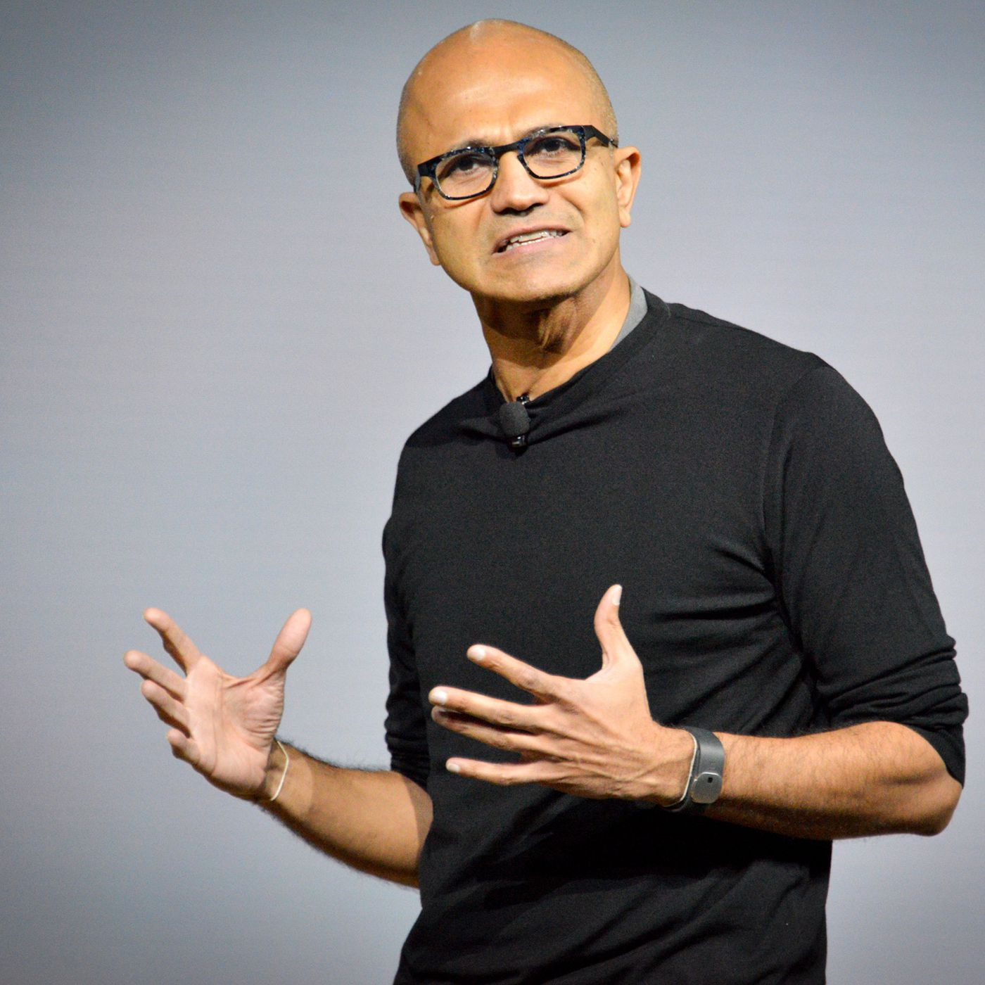 Microsoft CEO Satya Nadella sought out the silver lining in the election - The Verge
