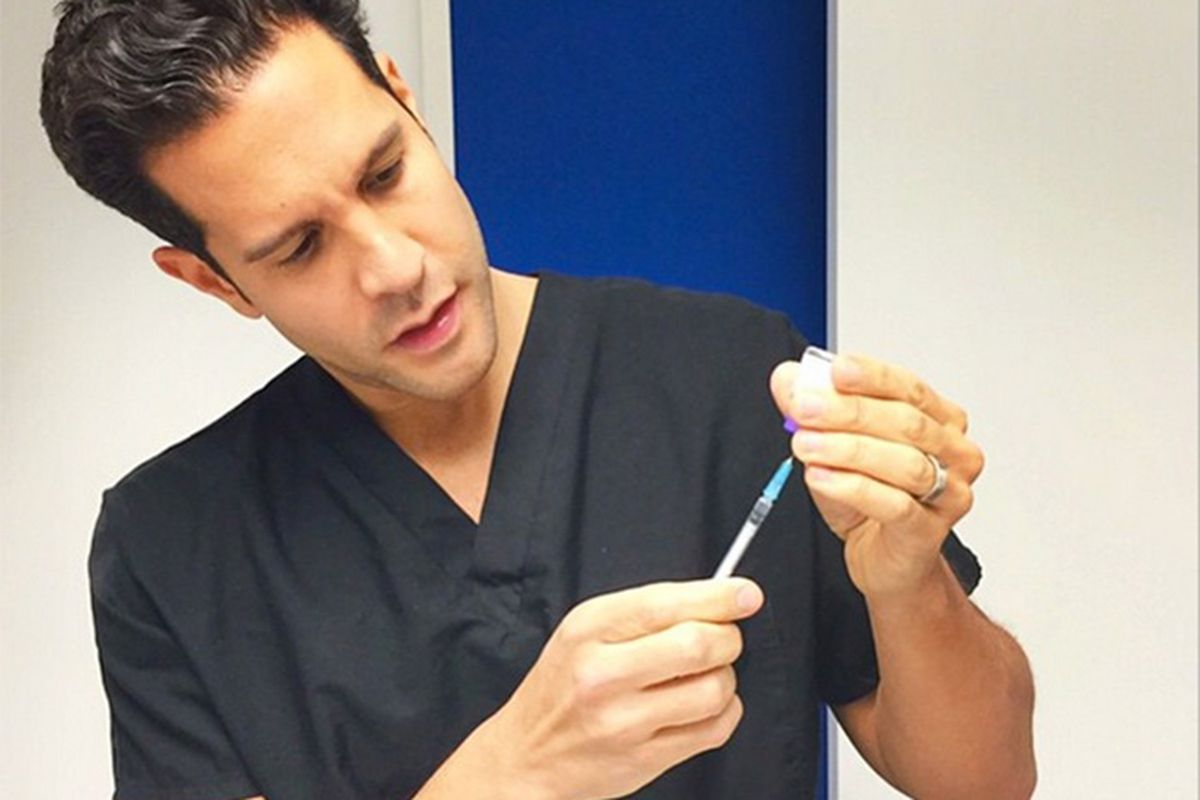 Botox 101 Straight From A Beverly Hills Plastic Surgeon Racked La