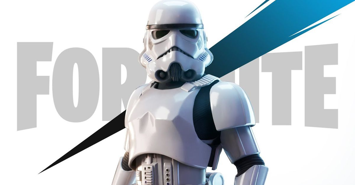 Fortnite gets stormtrooper costumes in new Star Wars crossover