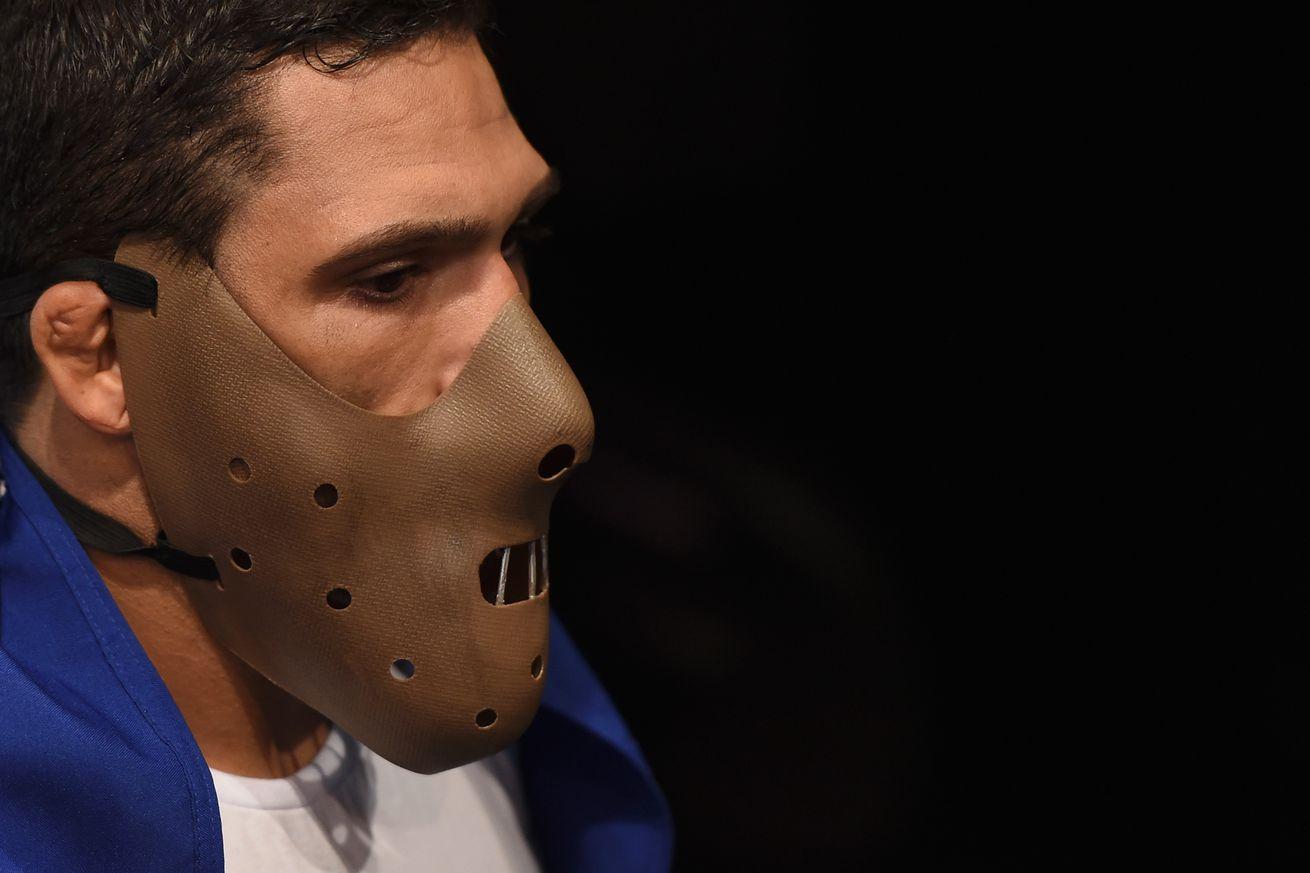 UFC Fight Night Uberlandia - Silva v Edwards