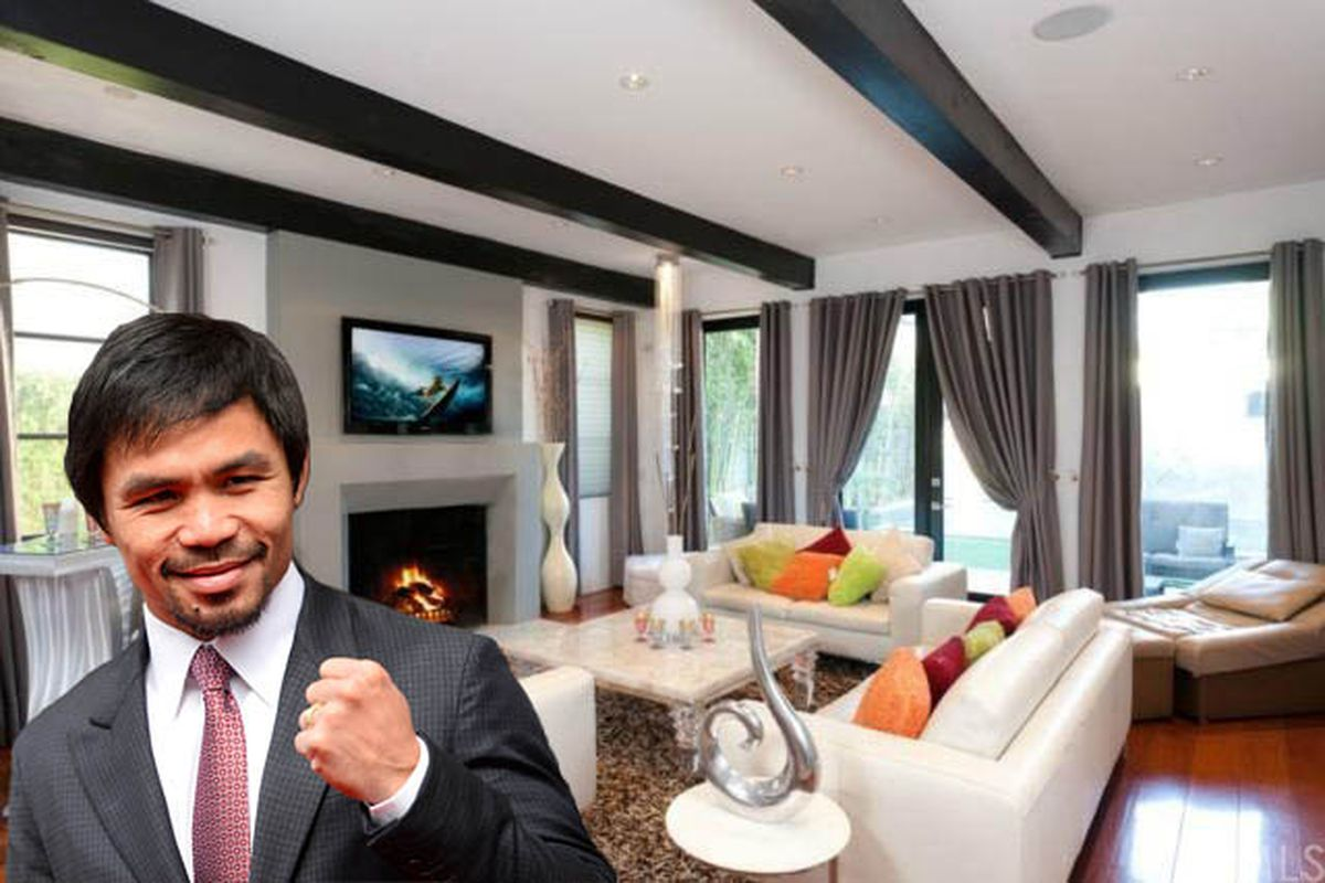 Manny Pacquiao via Getty Images