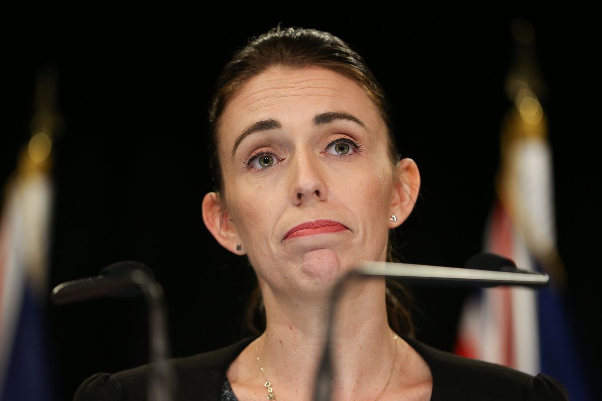 New Zealand's prime minister won't name the Christchurch mosque