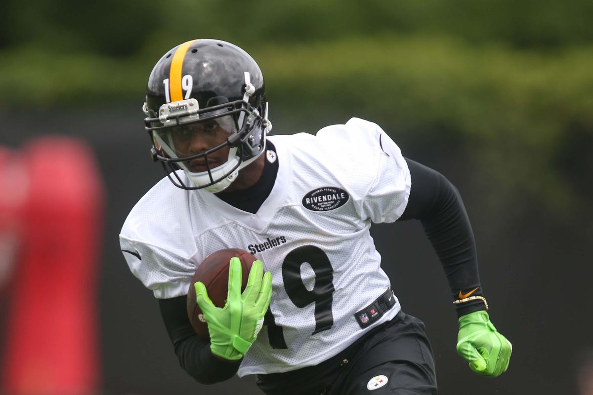 48ffb99610f JuJu Smith-Schuster added to the list of Steelers' 'walking wounded ...