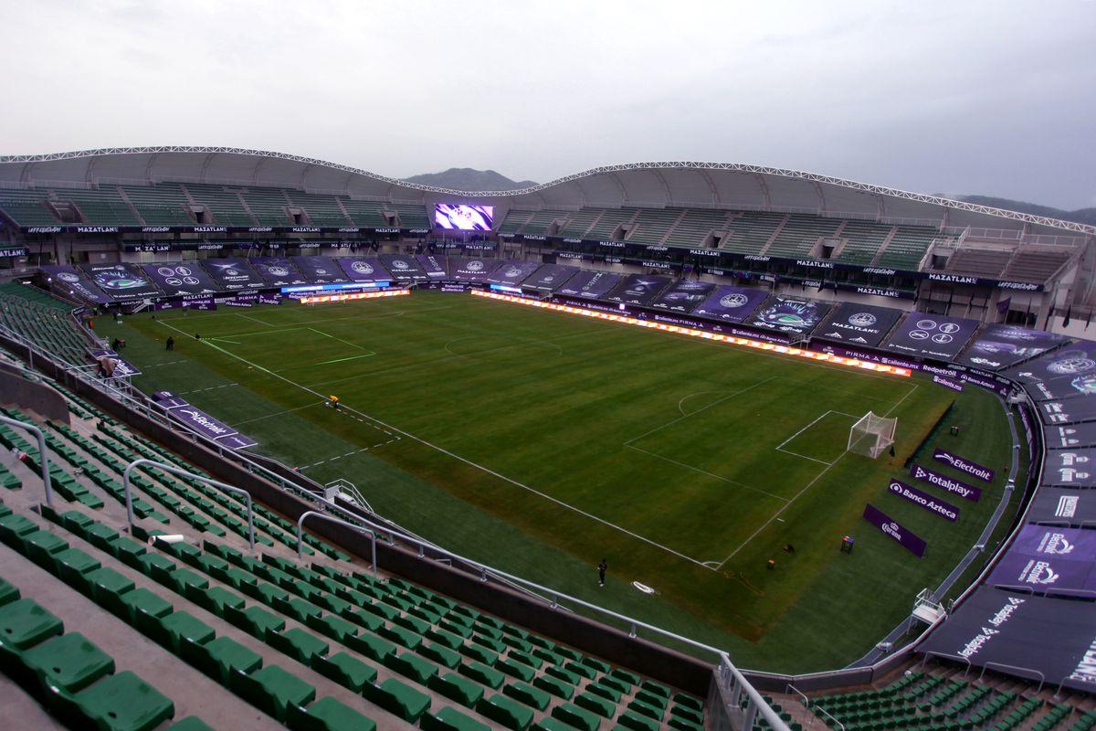 Mazatlan FC v Puebla - Torneo Guard1anes 2020 Liga MX