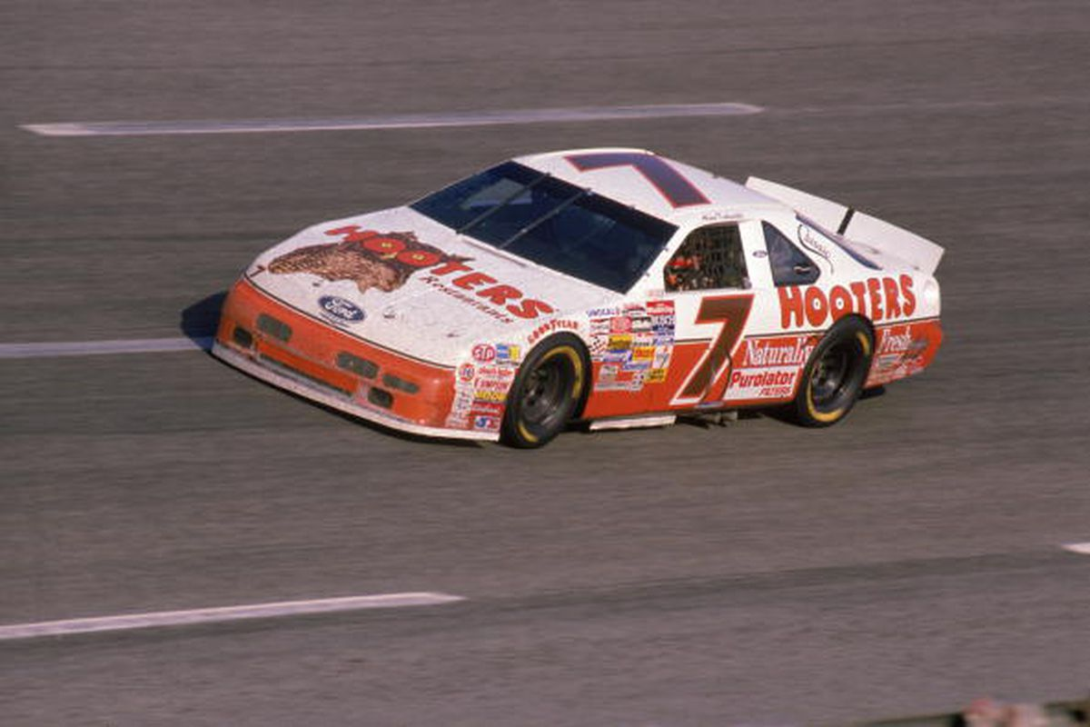 Alan Kulwicki A Nascar Atlanta Motor Speedway Icon Sb Nation Atlanta