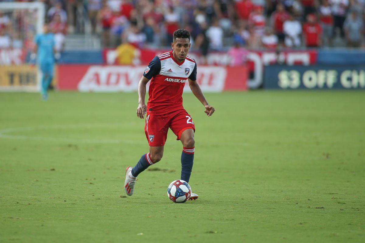 SOCCER: JUN 22 MLS - Toronto FC at FC Dallas