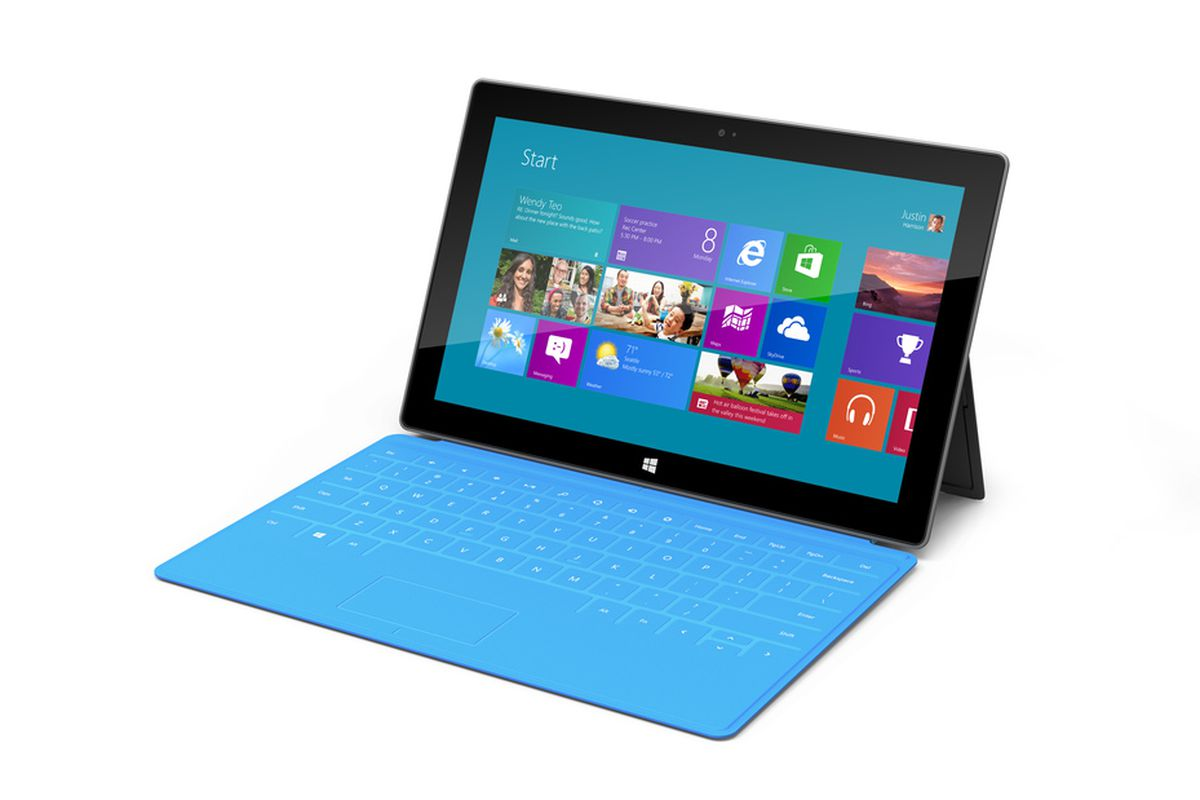 Microsoft's Surface tablet: everything you need to know - The Verge