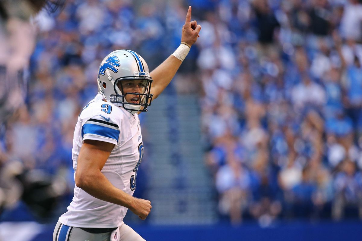 Lions notes Matthew Stafford has the most game winning drives in
