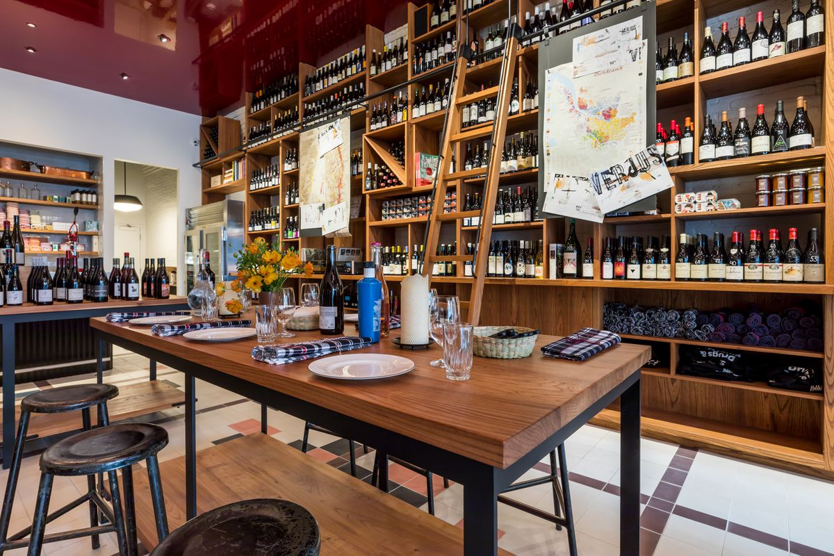 Verjus Delivers European Style And Natural Wine To San