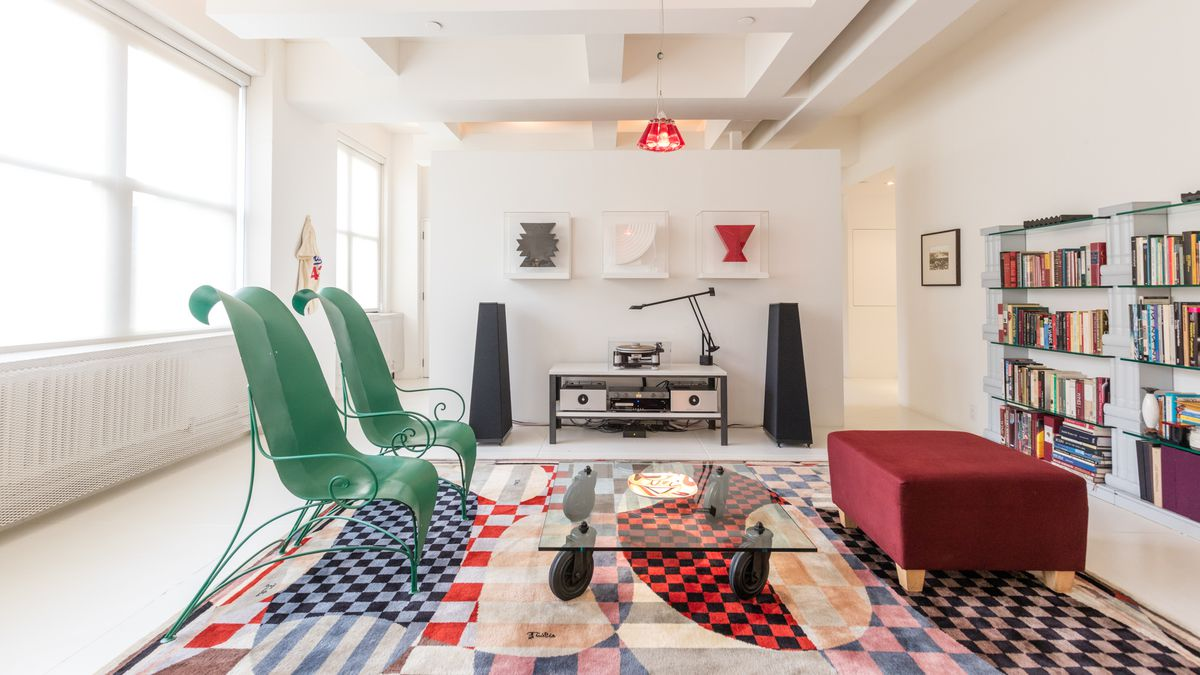 In a Garment District Factory Turned Loft, A Home Filled With ...