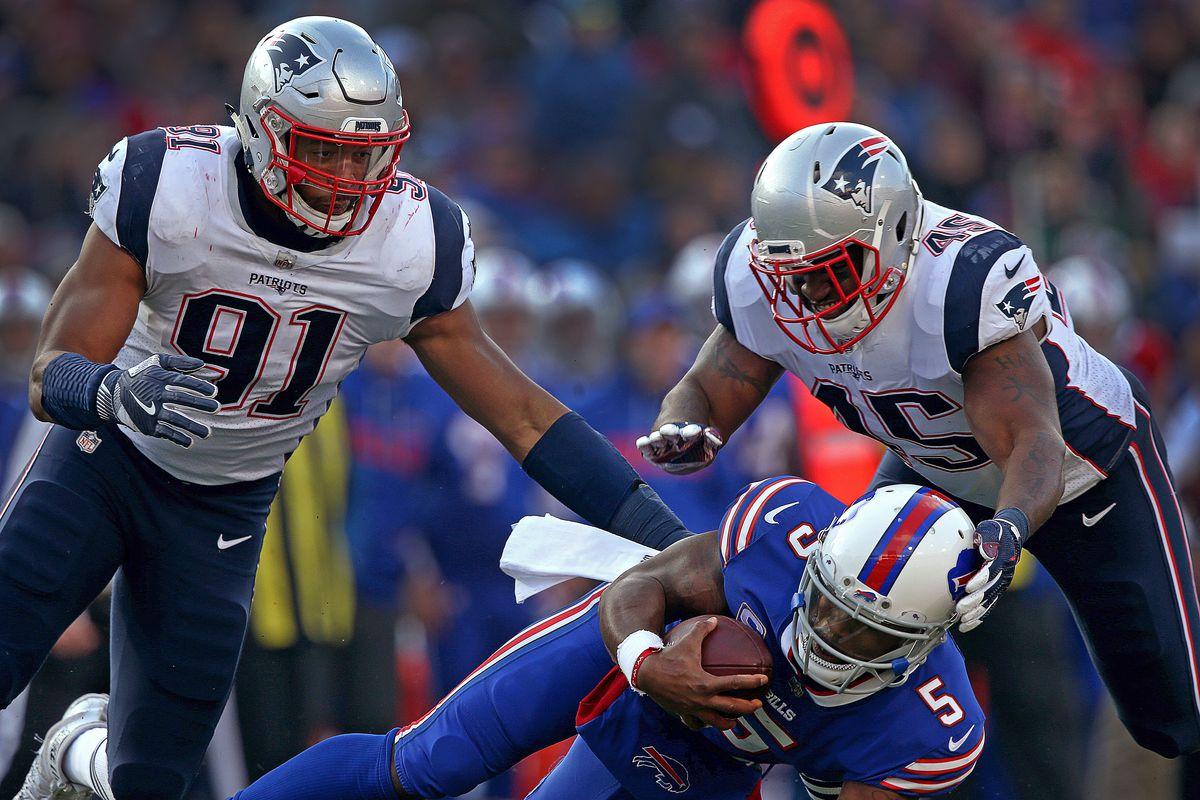 New England Patriots Vs Buffalo Bills At New Era Field