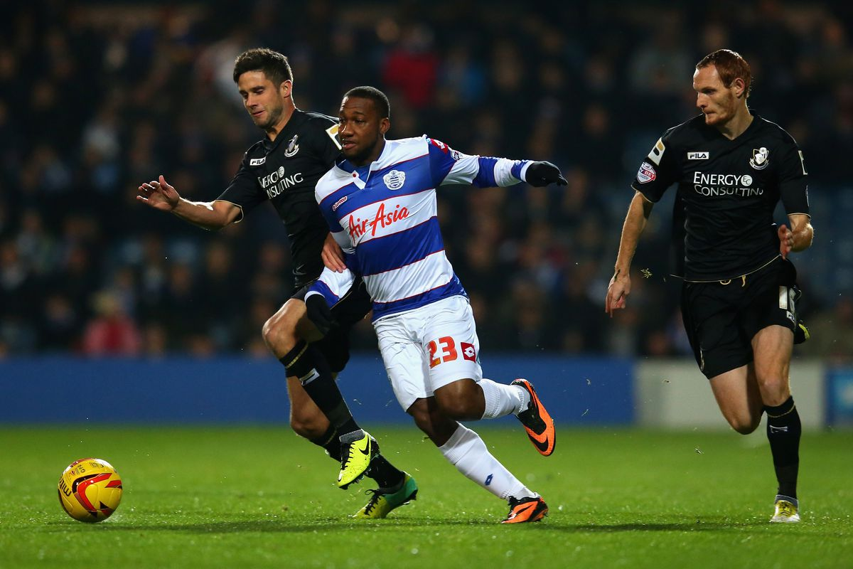 QPR thumped Bournemouth on Tuesday night