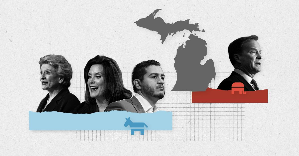 Live results for the 2018 Michigan primary elections